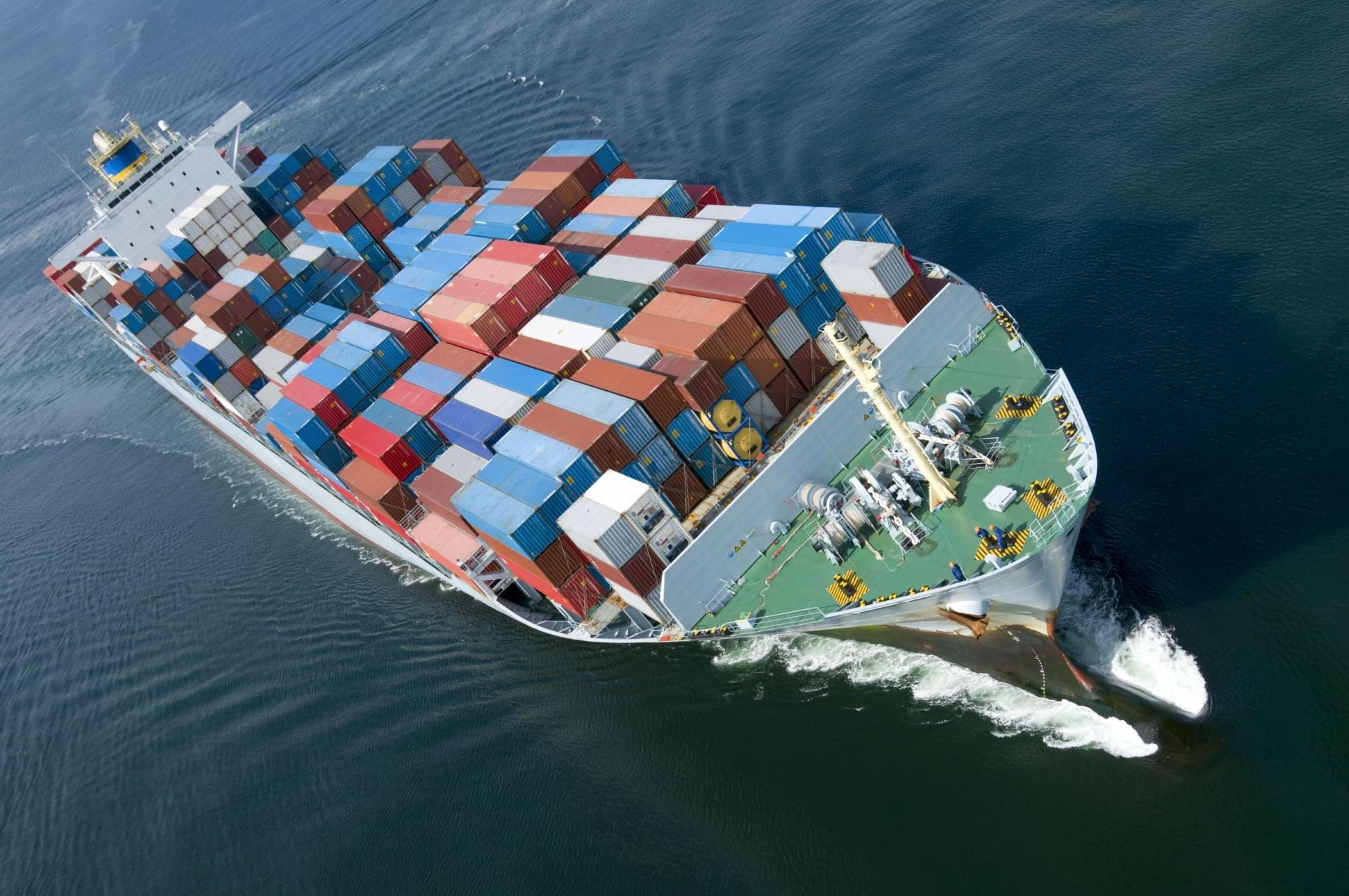 Energía híbrida en el sector naval
