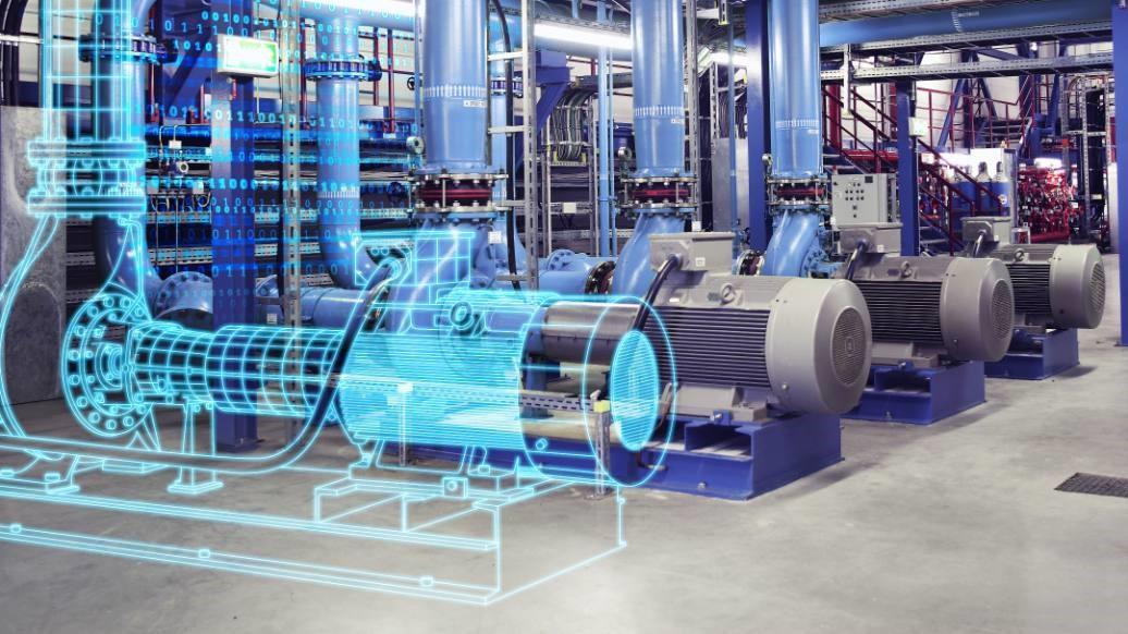 Los gemelos digitales y el mantenimiento industrial
