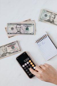 Calcular dinero